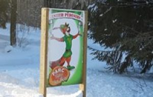 Parc Robin des Bois-hiver